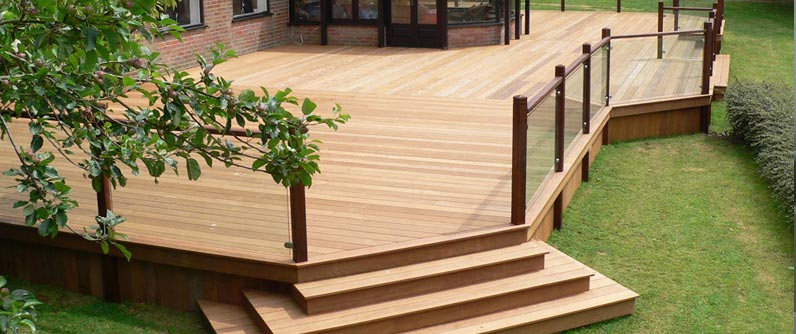 Decking and Fencing North Wales