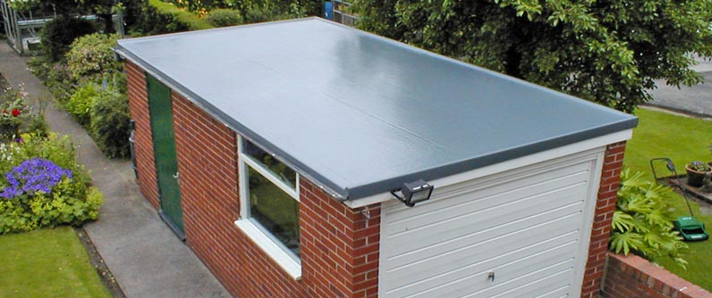 Flat Roofing North Wales EPDM Roofing Conwy